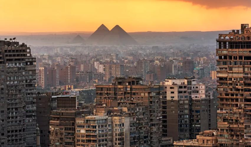Take me to Cairo…