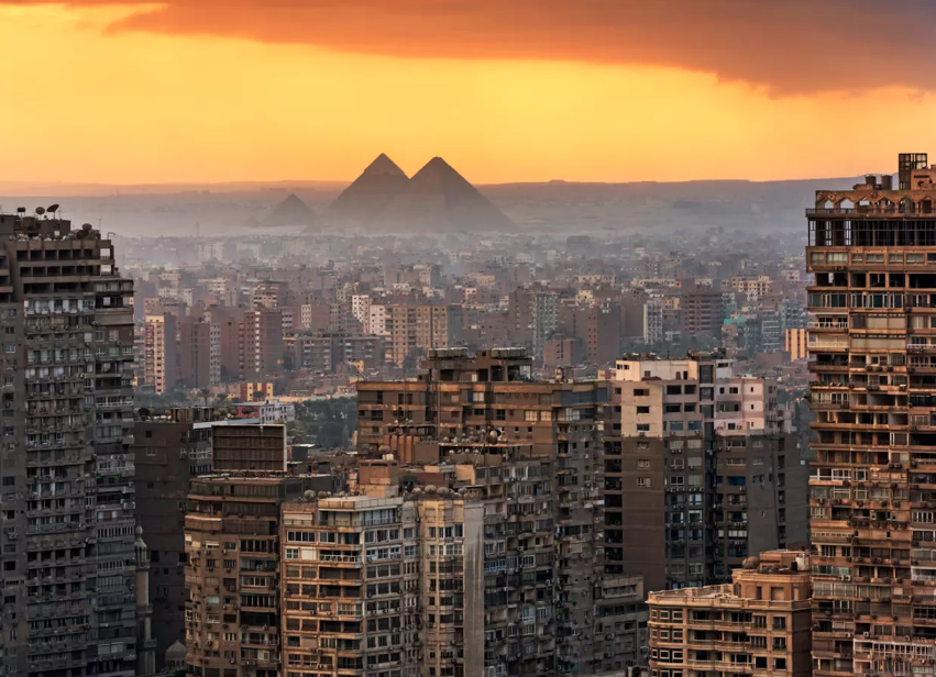 Take me to Cairo…