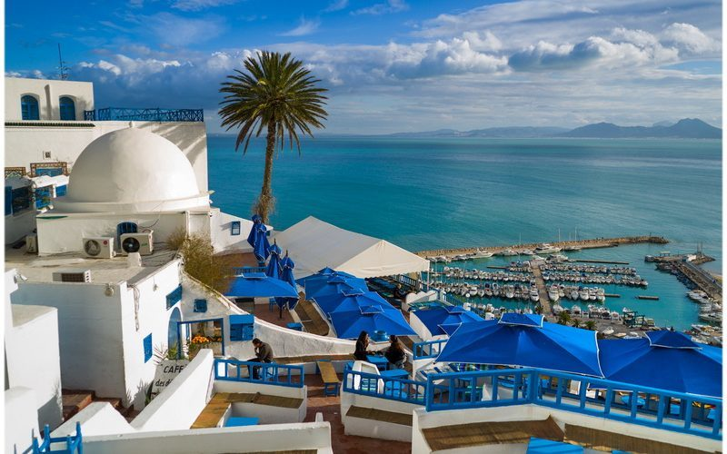Anissa Medebb Favorite spots in Tunis